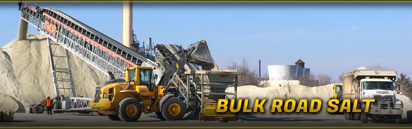 Bulk Road Salt Supplier