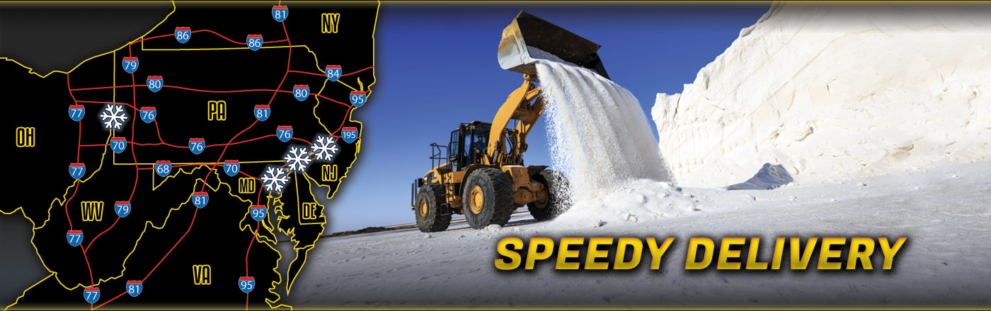 Bulk Rock Salt Supplier - Delivery and Pickup