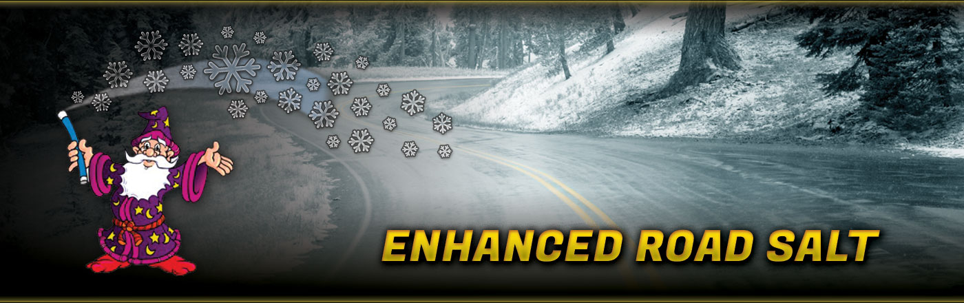 Enhanced Road Salt - Sweet Mix